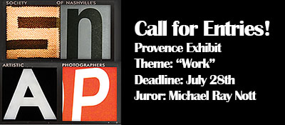 snap call for entries