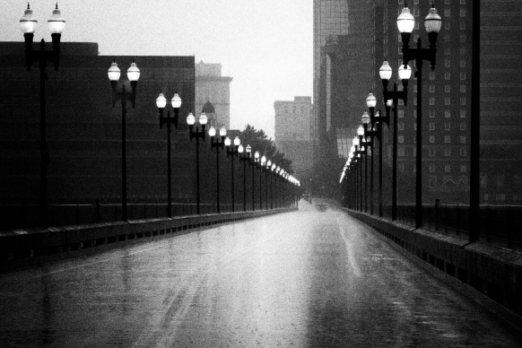 Knoxville Rain ~ William Hobbs