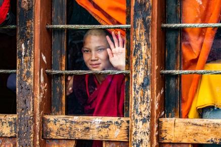 Becoming a Buddhist Monk ~ Denny Mosesman