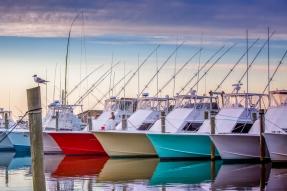 Evening Harbor ~ Emily Helms