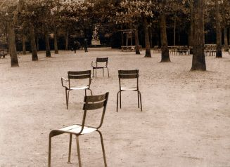 Kay Ramming Four Chairs