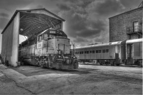 Patricia Thomas Midnight Train to Georgia