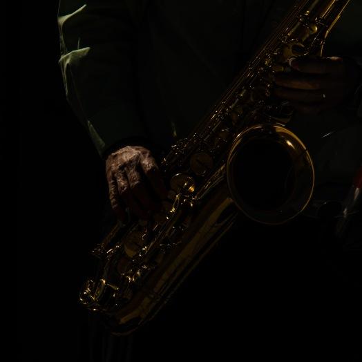 Sax Man ~ Rick Borchert