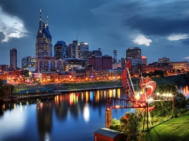 Mary Rice, Music City Skyline