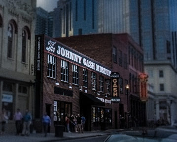 Richard Barrow, Johnny Cash Museum