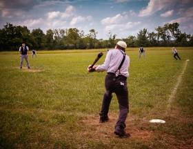 Janice Tomanek, Vintage Basesball