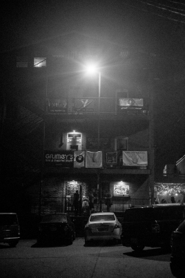 Wesley Duffee-Braun, Night Behind Grimey's ~ Selected by Hotel Preston
