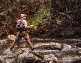 Janice Tomanek, Gone Fishin'