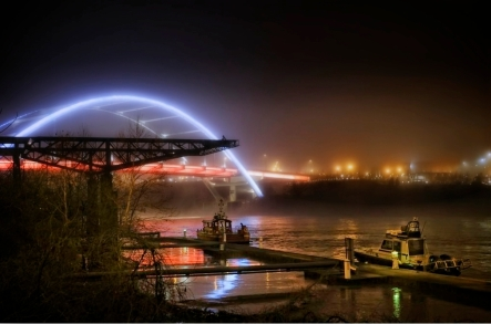 Bill Scott, Foggy Night on the River ~ Selected by Hotel Preston