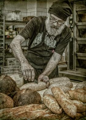 Al Wood, Turnip Truck Baker ~ Selected by Hotel Preston