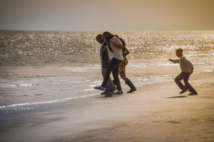Beach Dance, by Al Wood