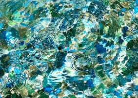 Ripples in Time and Space, Susan Ruach