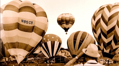 Up, Up and Away!, by Kay Ramming