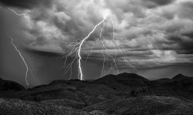 Renee Lowery - Big Bend Storm
