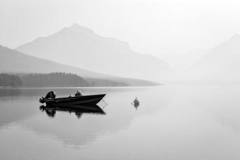 Robin Conover - Lake McDonald, Apgar