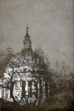 Jen Vogus, St. Paul's Cathedral
