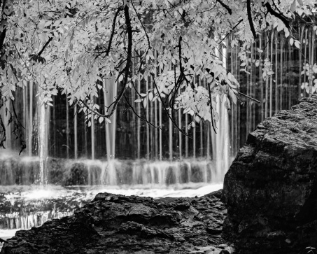 Rick Borchert - Falls at Old Stone Fort