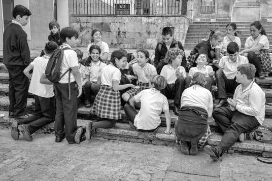 Emily Passino, School Field Trip, Cadiz, Spain