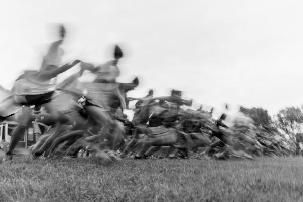 Gerald Figal, Race