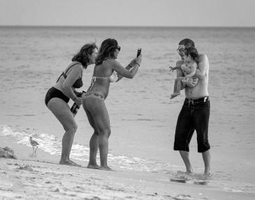 Mike Gannon, First Beach Pic