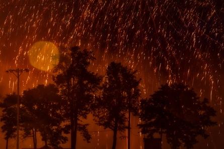 Denny Adcock, Fire and Rain