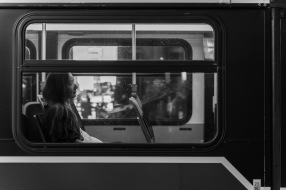 Kimberly Manson, The Commute